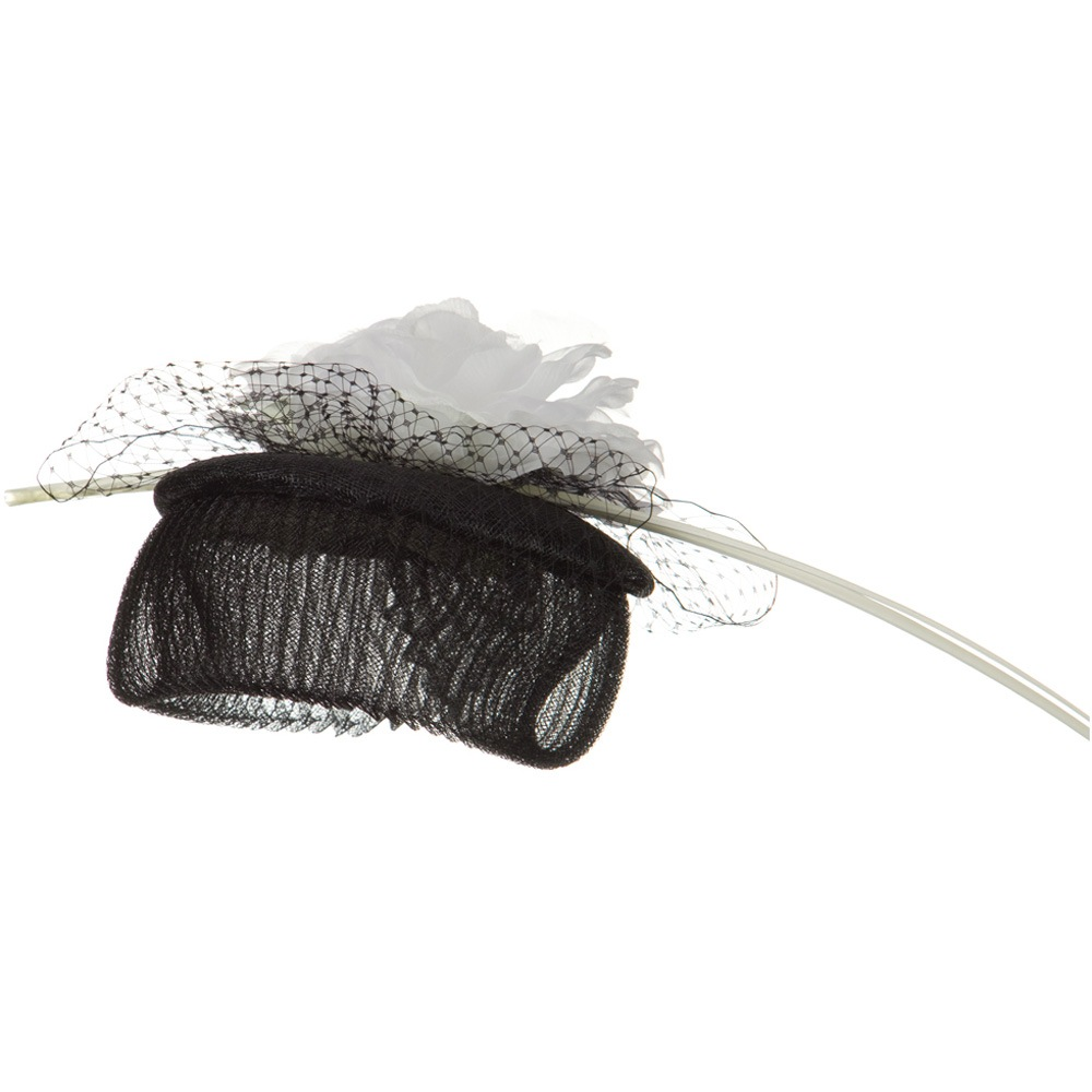 Comb Fascinator Hat - Ivory - Hats and Caps Online Shop - Hip Head Gear