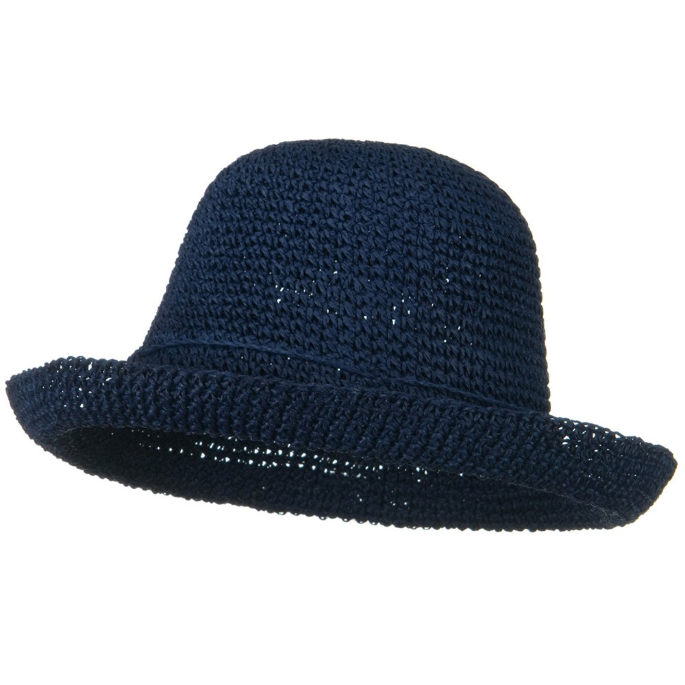 Toyo Roller Self Tie Hat - Navy - Hats and Caps Online Shop - Hip Head Gear