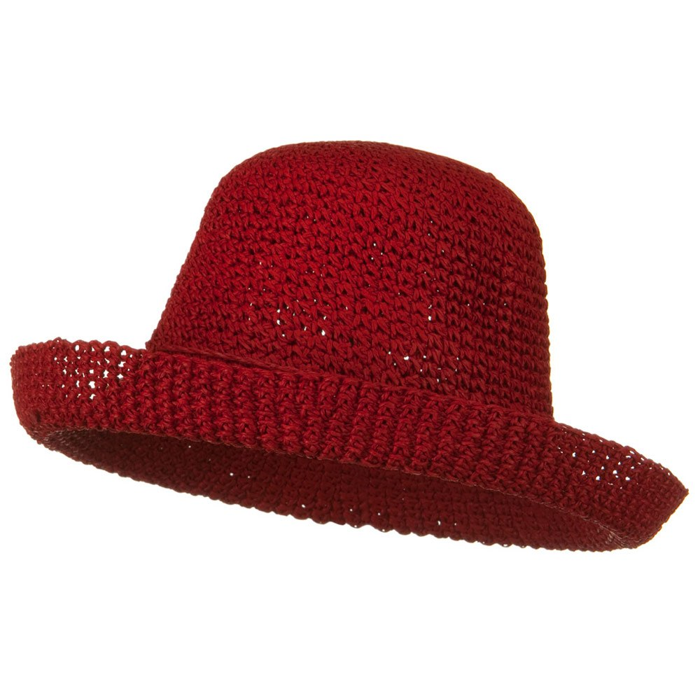 Toyo Roller Self Tie Hat - Red - Hats and Caps Online Shop - Hip Head Gear