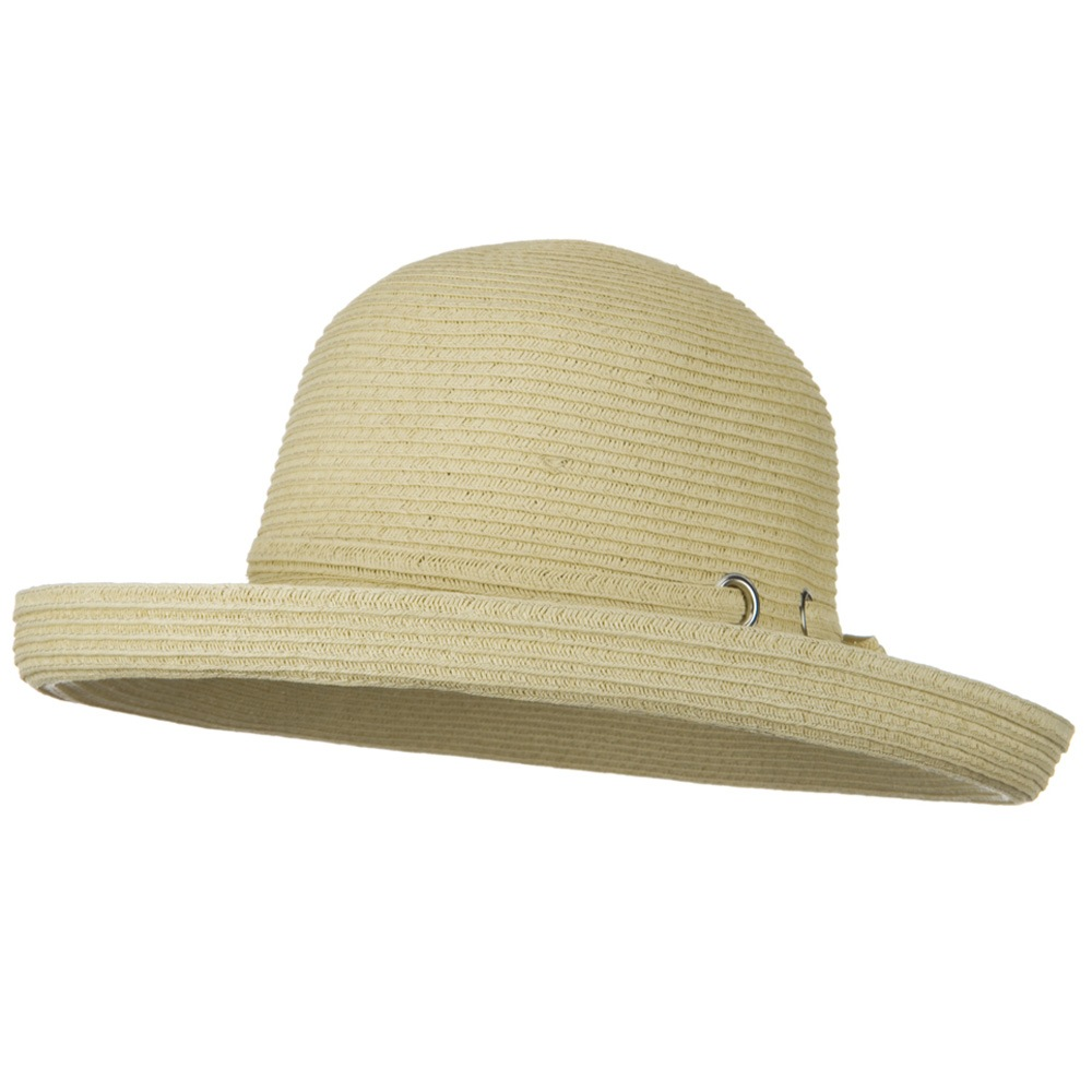 Woman's Kettle Wide Brim Hat - Natural - Hats and Caps Online Shop - Hip Head Gear