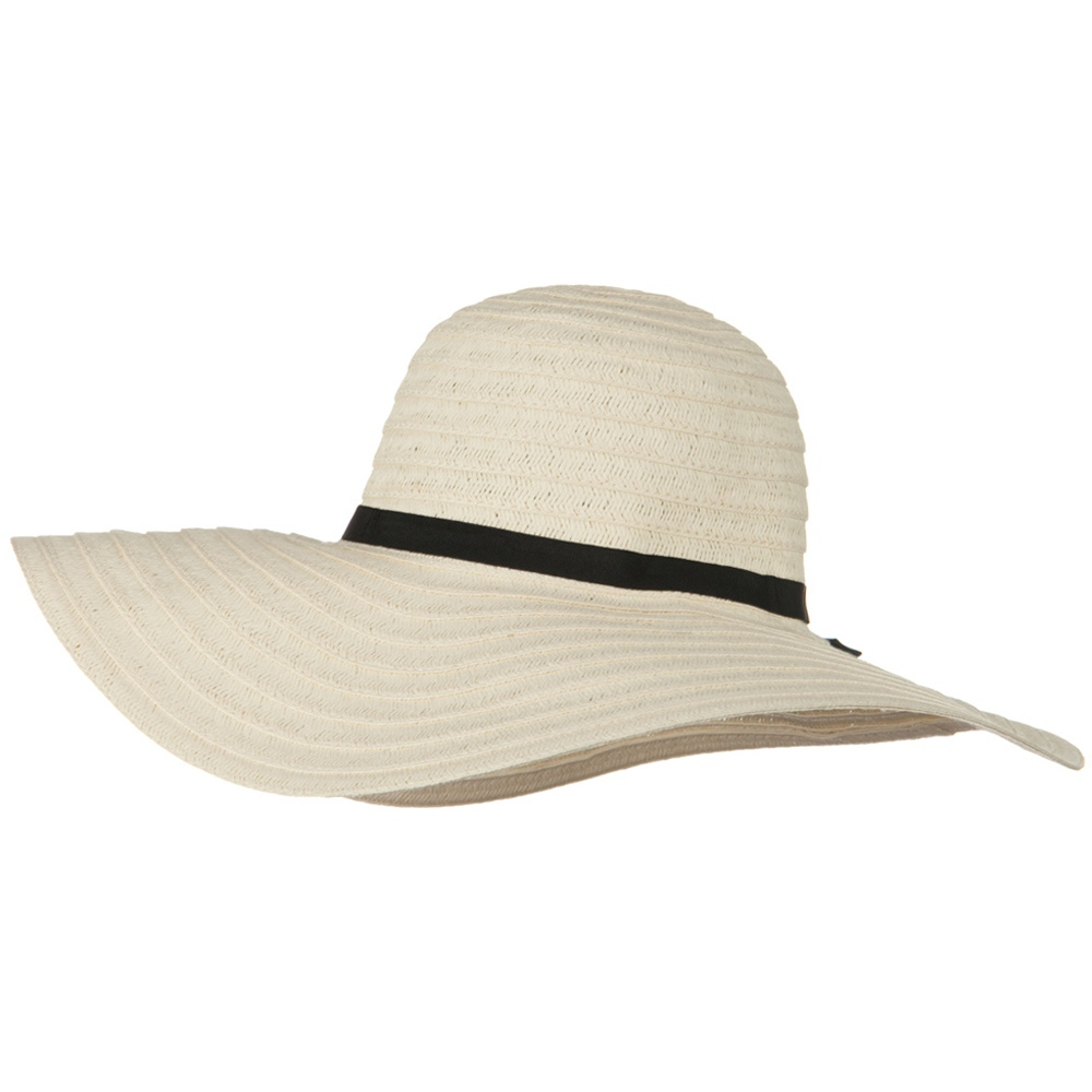 Ladies Fashion Toyo Solid Hat - Natural - Hats and Caps Online Shop - Hip Head Gear