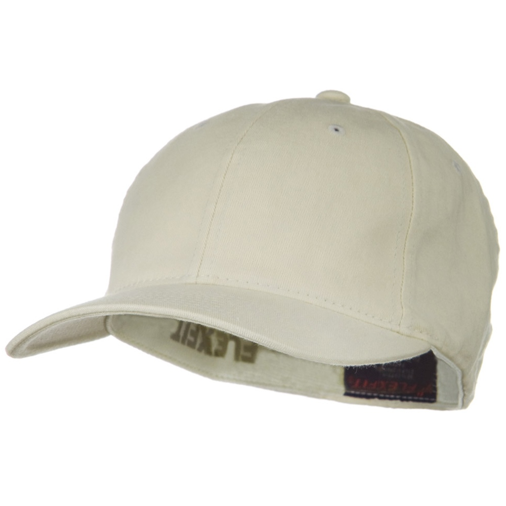 Flexfit Garment Washed Cotton Cap - Stone - Hats and Caps Online Shop - Hip Head Gear