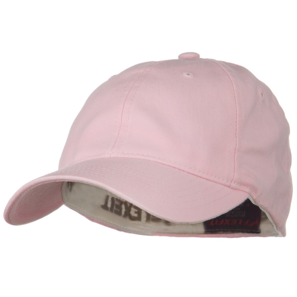 Flexfit Garment Washed Cotton Cap - Pink - Hats and Caps Online Shop - Hip Head Gear