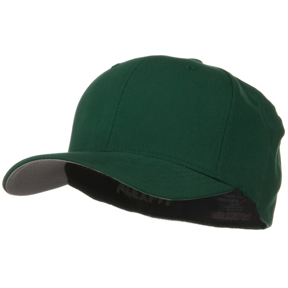 Brushed Twill Flexfit Cap - Spruce - Hats and Caps Online Shop - Hip Head Gear