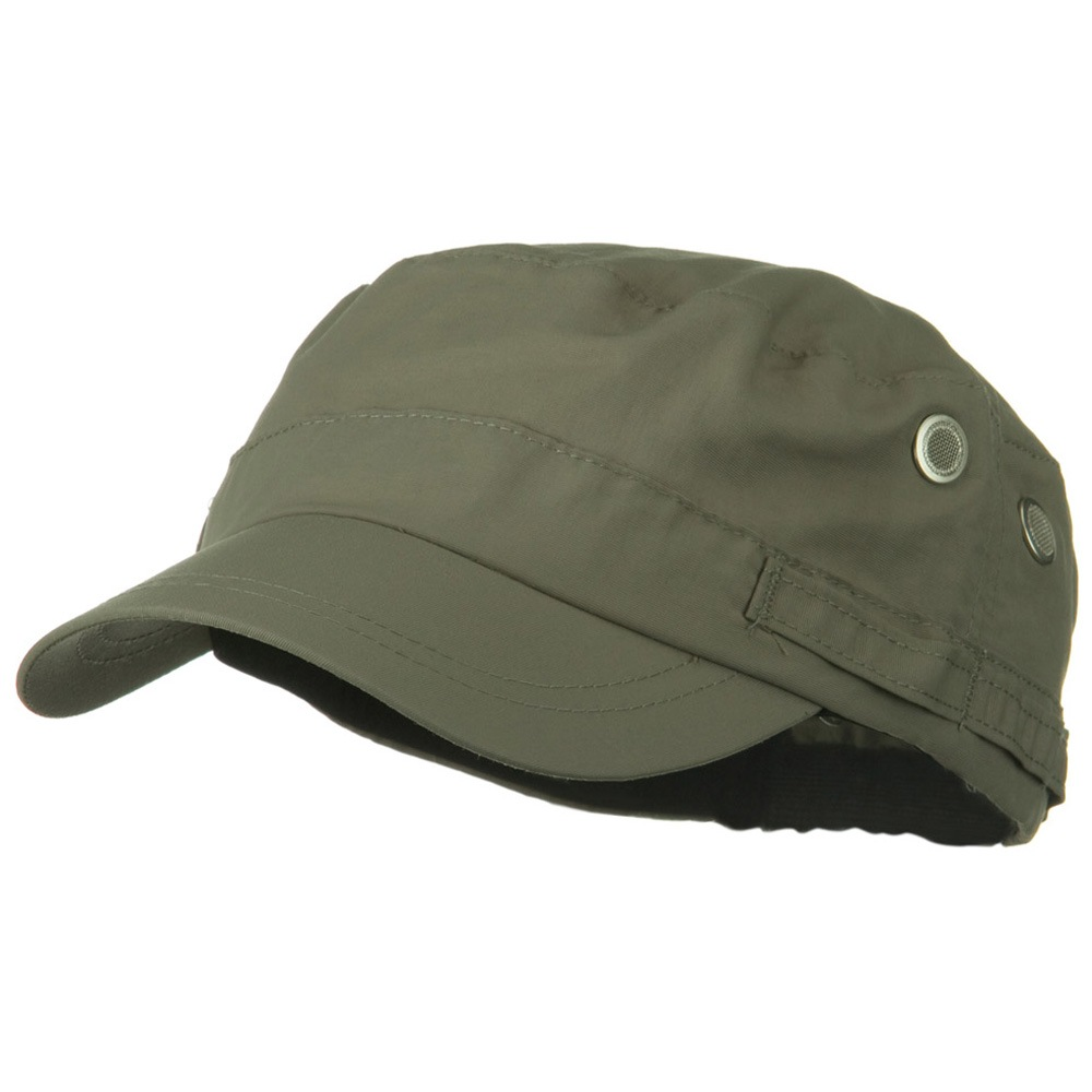 UV 50+ Talson Fidel Cap - Olive - Hats and Caps Online Shop - Hip Head Gear