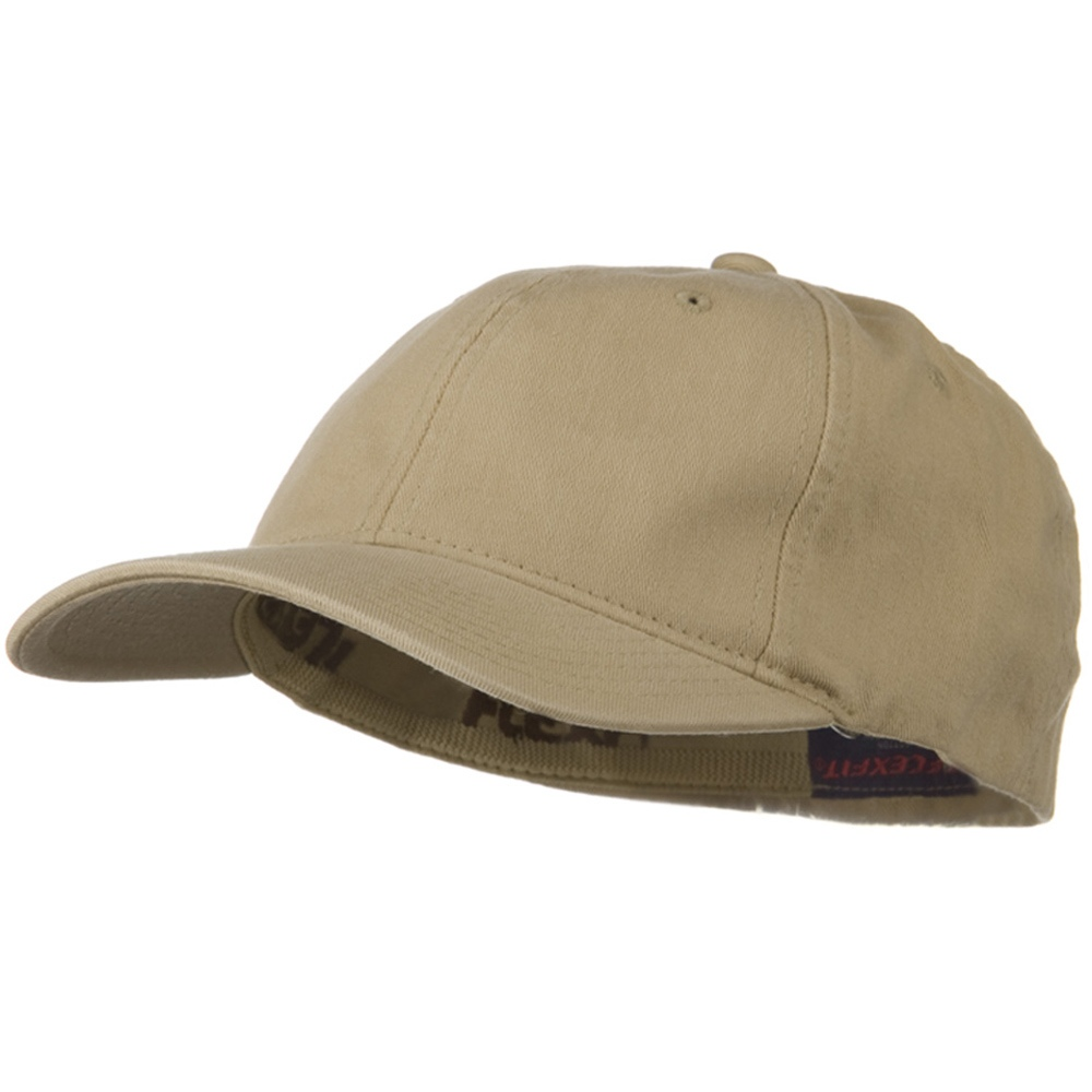 Flexfit Garment Washed XXL Large Cap - Khaki - Hats and Caps Online Shop - Hip Head Gear