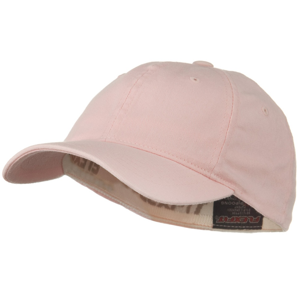 Youth Flexfit Garment Washed Cotton Cap - Pink - Hats and Caps Online Shop - Hip Head Gear