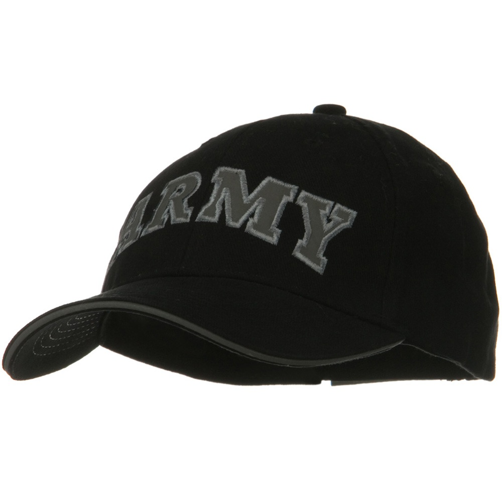 US Army Solid Cotton Cap - Reflective