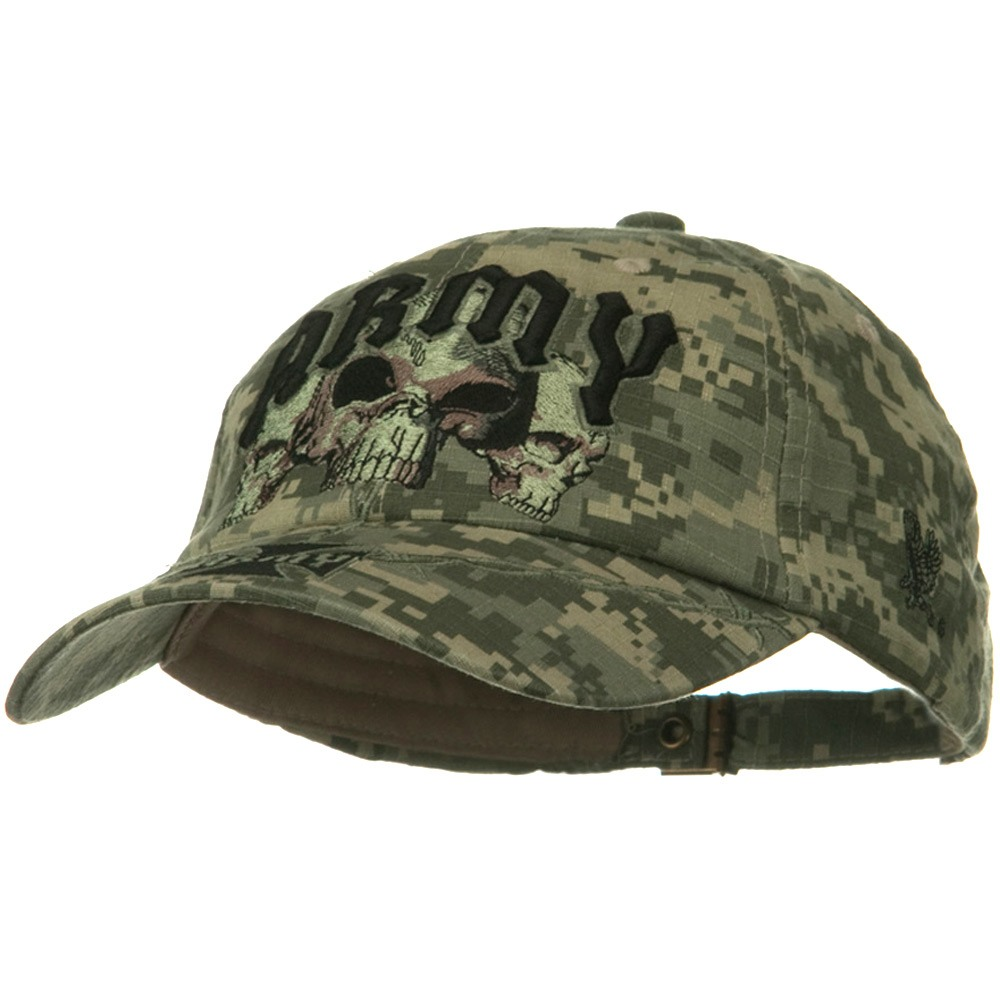 US Army Digital ACU Washed Cap - Skull - Hats and Caps Online Shop - Hip Head Gear