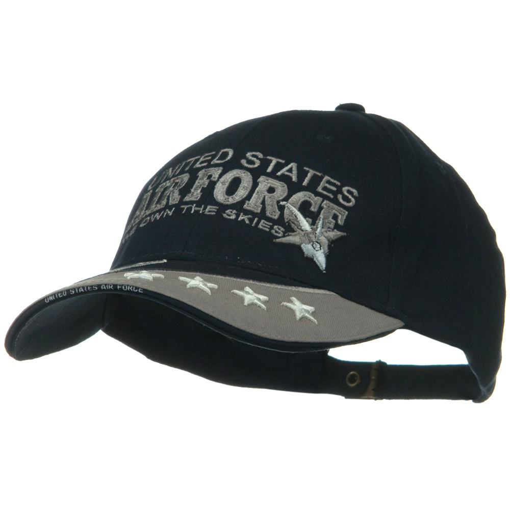 US Air Force Cotton Cap - Skies Star