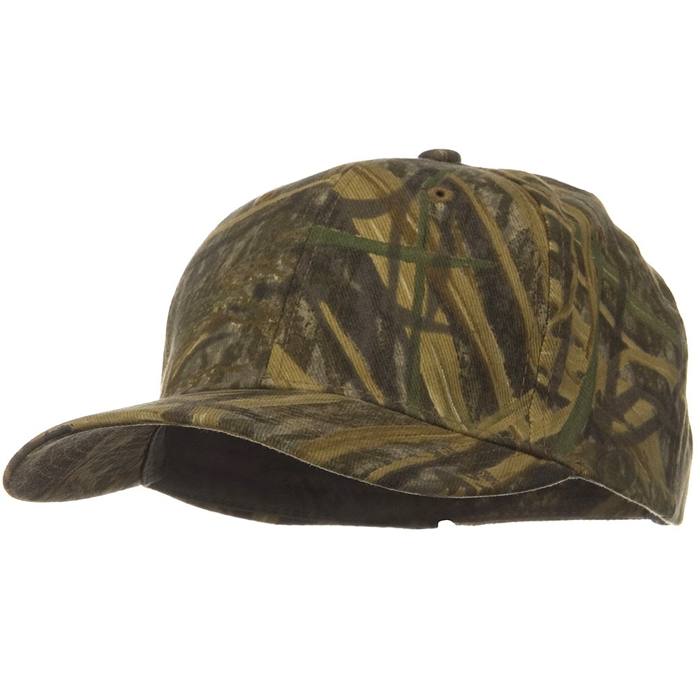 Mossy Oak Camo Cap - Shadow Grass - Hats and Caps Online Shop - Hip Head Gear