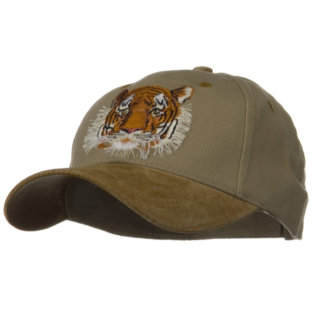 3D Animal Embroidered Theme Cap - Tiger - Hats and Caps Online Shop - Hip Head Gear