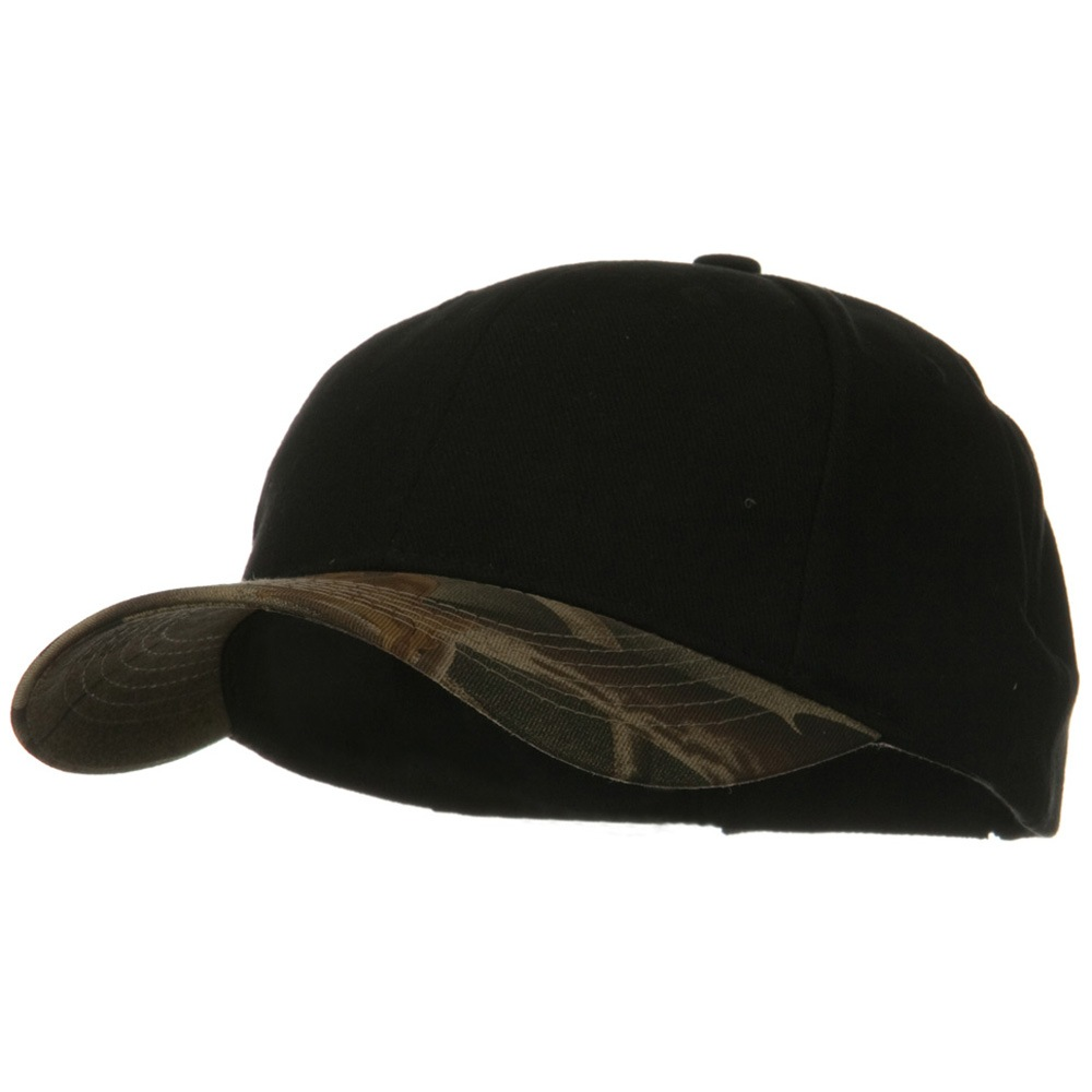 Hunter Green Tree Root Wood Cap - Wood Black - Hats and Caps Online Shop - Hip Head Gear