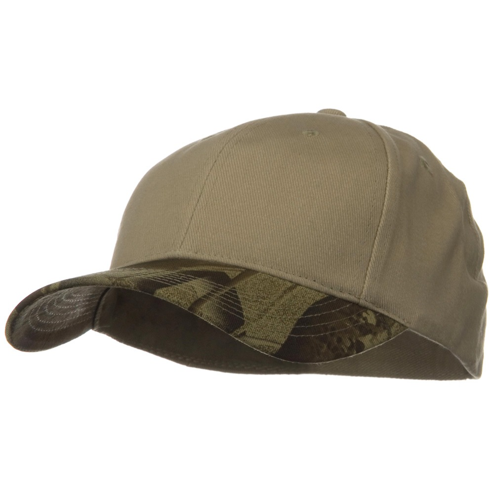 Hunter Green Tree Root Wood Cap - Khaki Wood - Hats and Caps Online Shop - Hip Head Gear