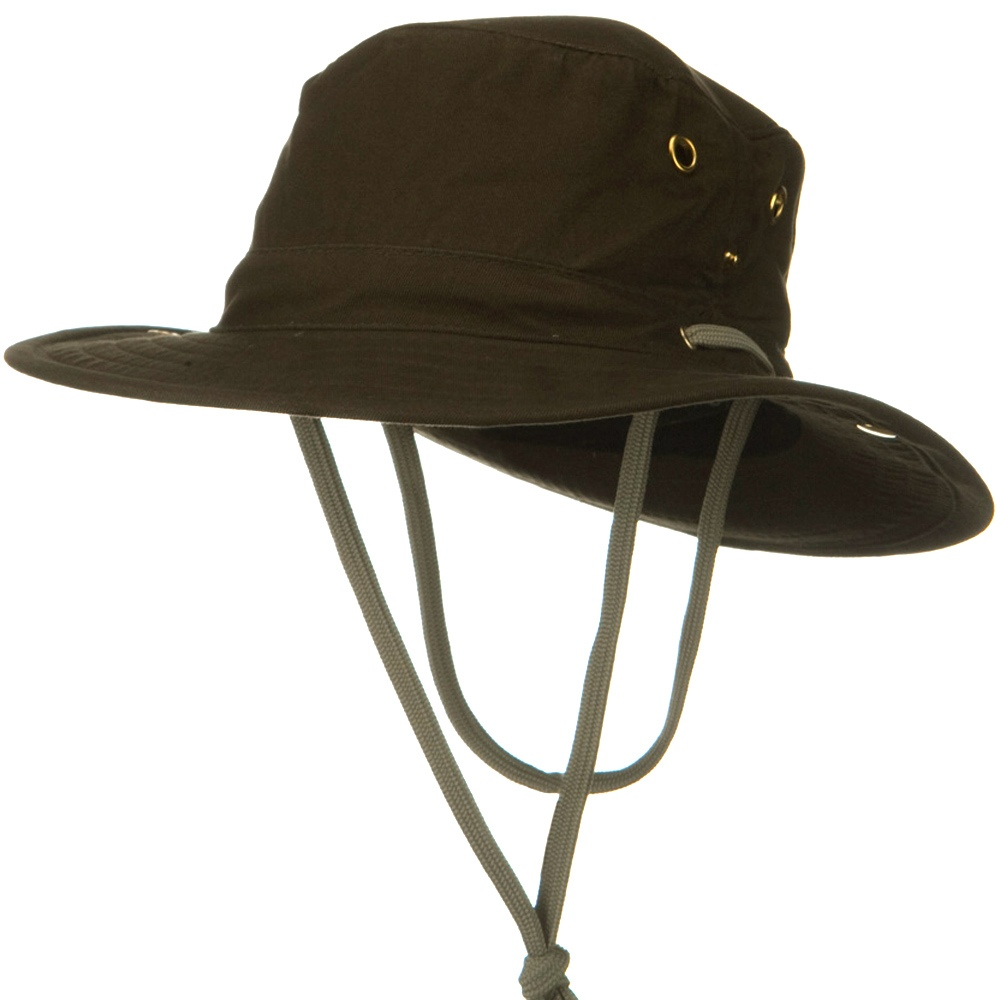SPF50+ Solarweave Floater Hat - Loden - Hats and Caps Online Shop - Hip Head Gear