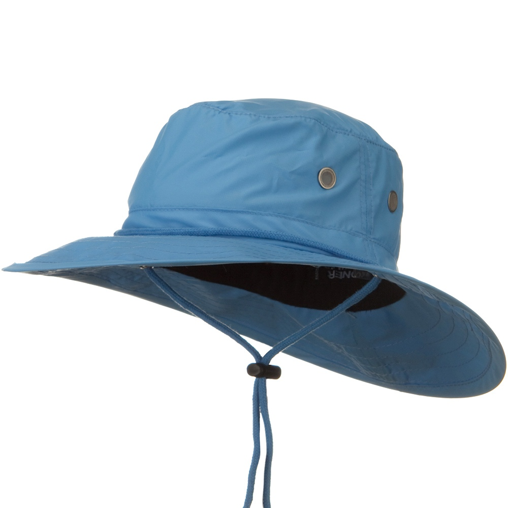 UPF 50+ Women's Sun Block Rafting Hat - Sky Blue - Hats and Caps Online Shop - Hip Head Gear