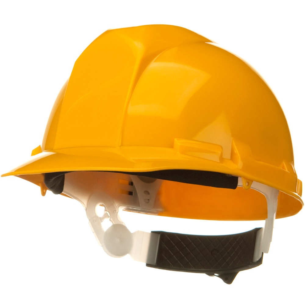 Construction Safety Helmet - Yellow - Hats and Caps Online Shop - Hip Head Gear