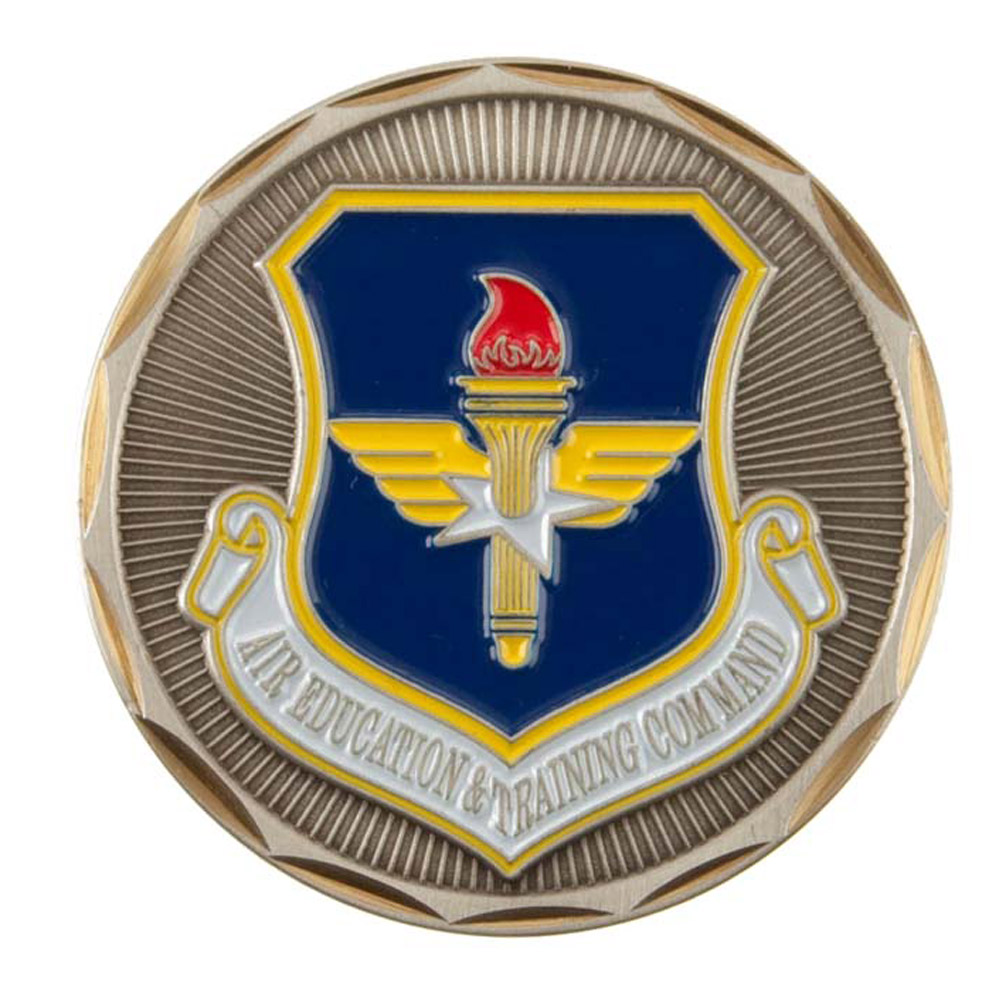 U.S. Air Force Coin (1) - AETC