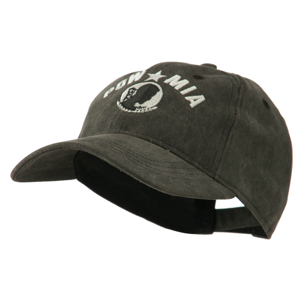 Army Divisions Cotton Washed Cap - Pow Mia - Hats and Caps Online Shop - Hip Head Gear