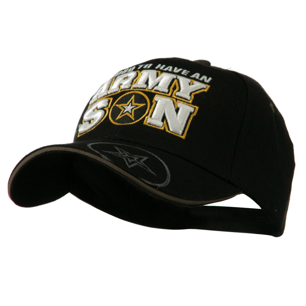 Army Cap with Bill Design - Army Son - Hats and Caps Online Shop - Hip Head Gear
