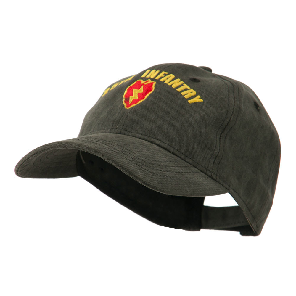 Army Divisions Cotton Washed Cap - 25th - Hats and Caps Online Shop - Hip Head Gear