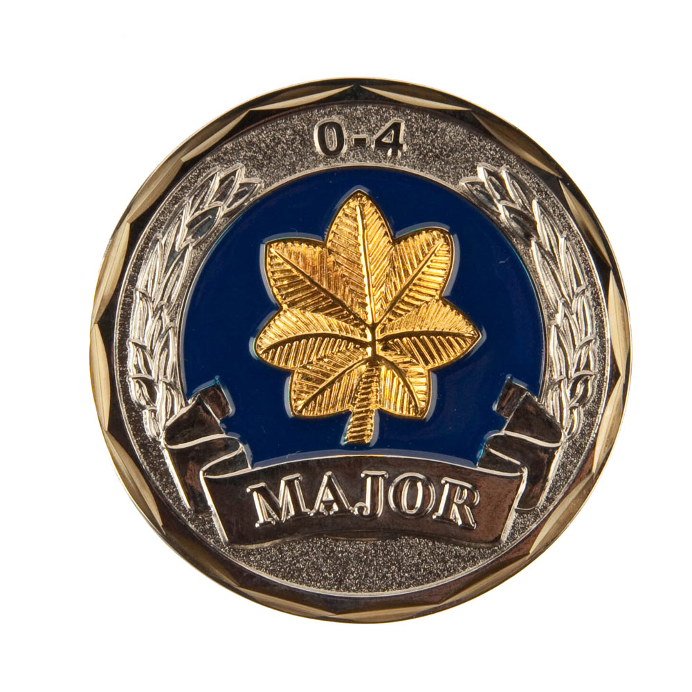 U.S. Air Force Rank Coin (2) - 04