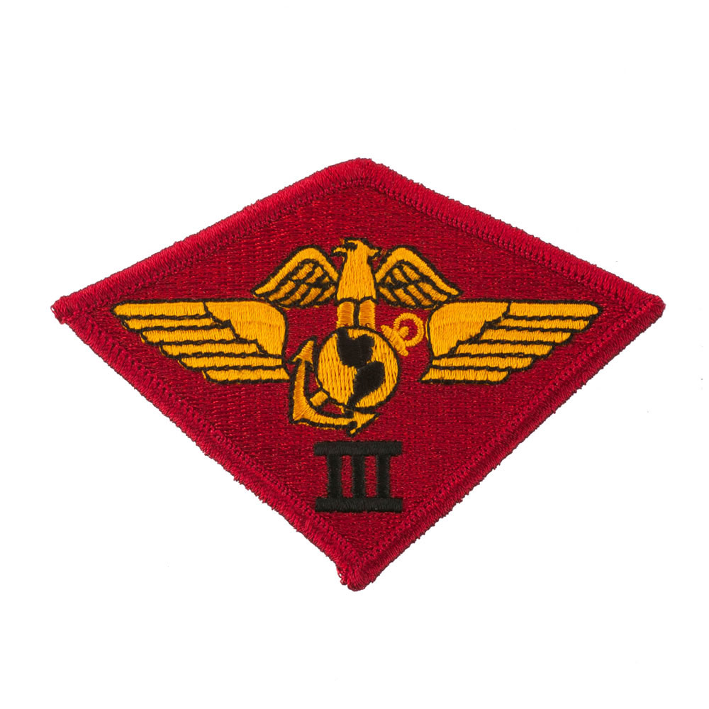Marine Division Squadron Patches - 3rd Marine