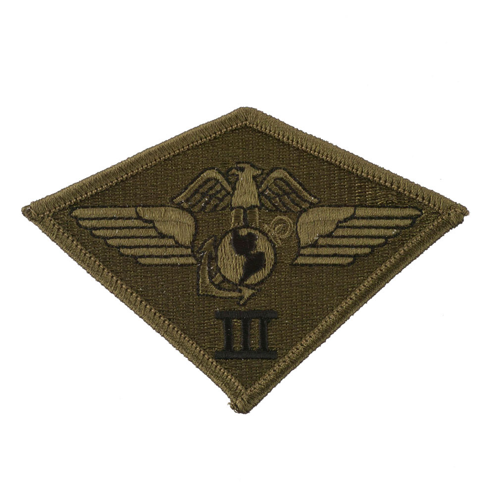 Marine Division Squadron Patches - 3rd Marine Air