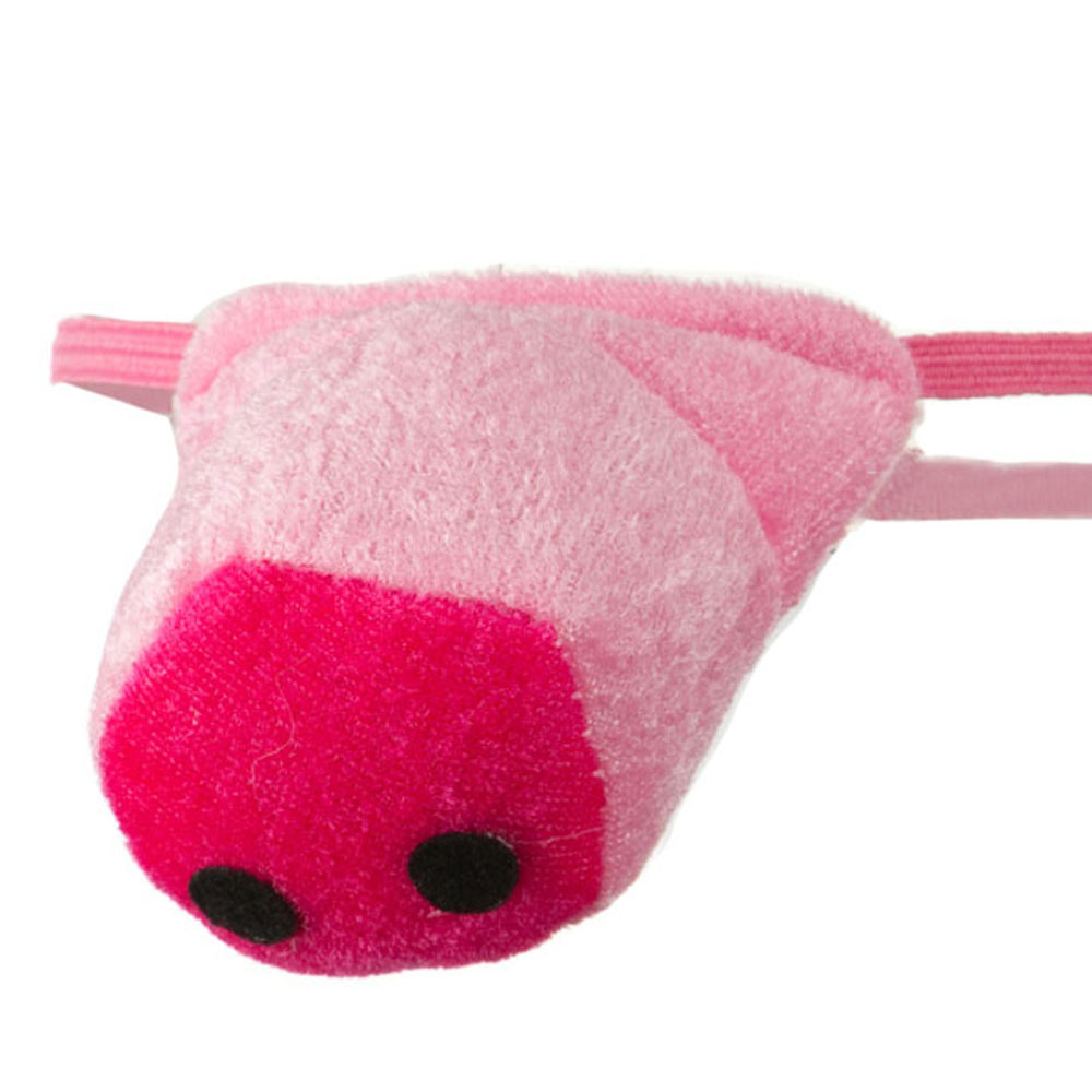 Assorted Animal Nose Masks - Pink Pig - Hats and Caps Online Shop - Hip Head Gear