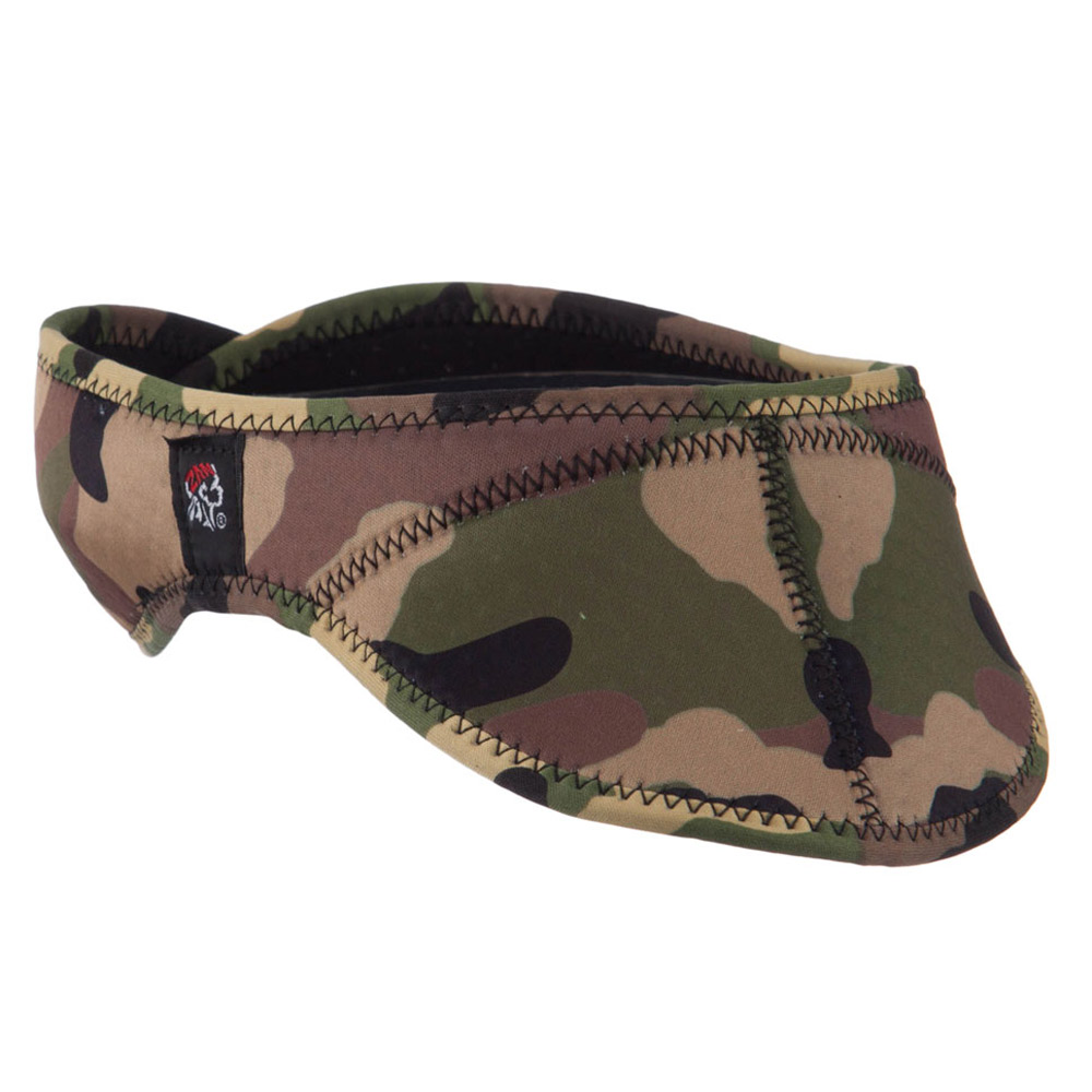Air Soft Neck Protector - Woodland Camo - Hats and Caps Online Shop - Hip Head Gear