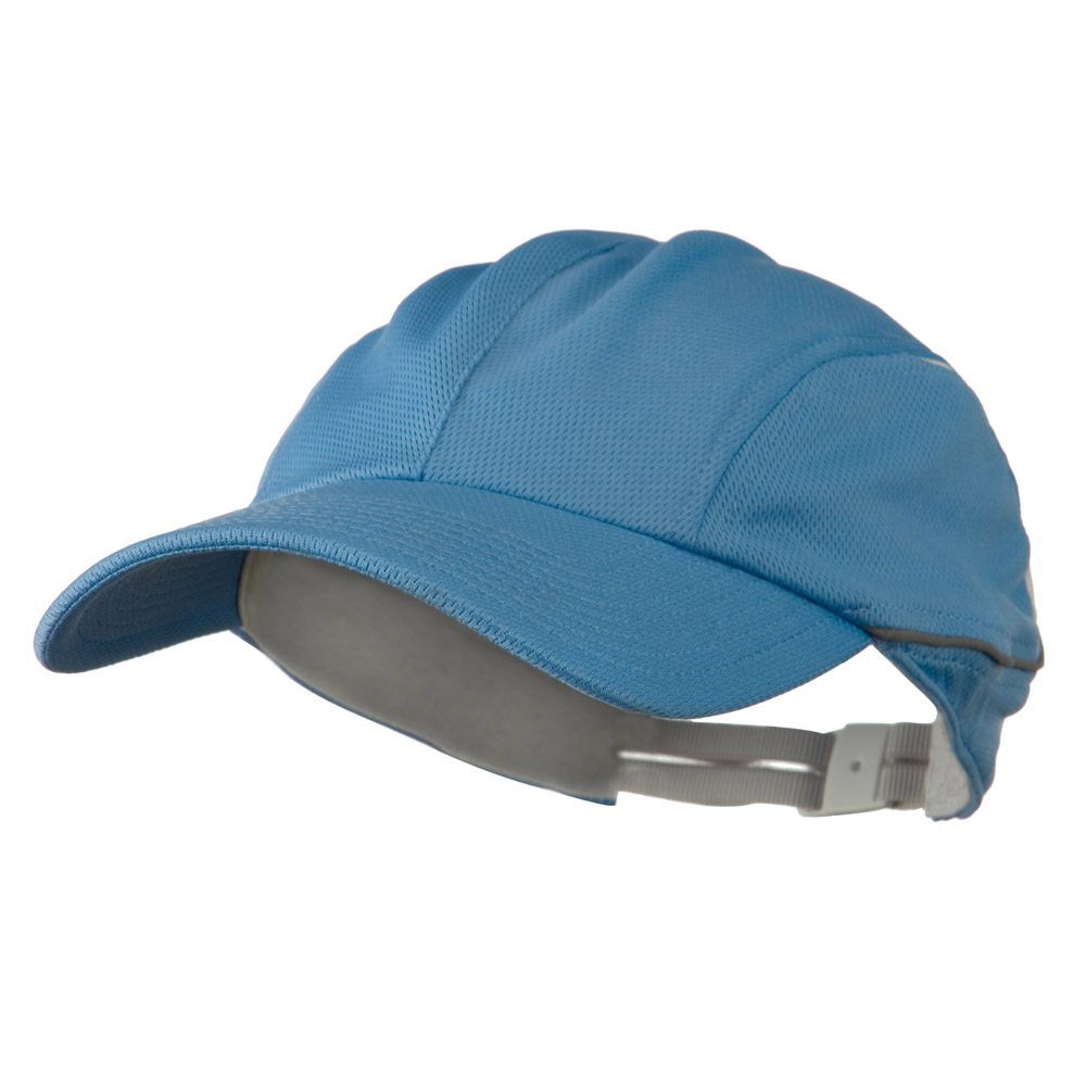 Active Shape Poly Wicking Cap - Light Blue White - Hats and Caps Online Shop - Hip Head Gear
