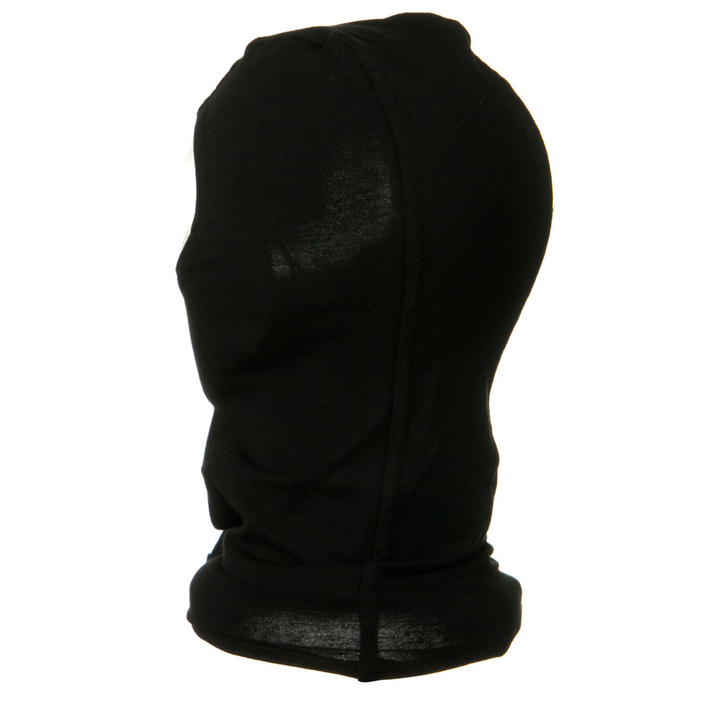 Bamboo Balaclava - Black - Hats and Caps Online Shop - Hip Head Gear