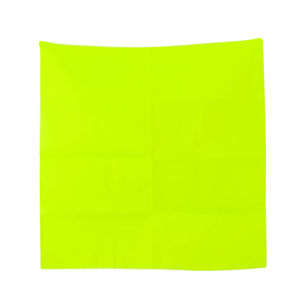 High Visibility Bandana - Lime - Hats and Caps Online Shop - Hip Head Gear