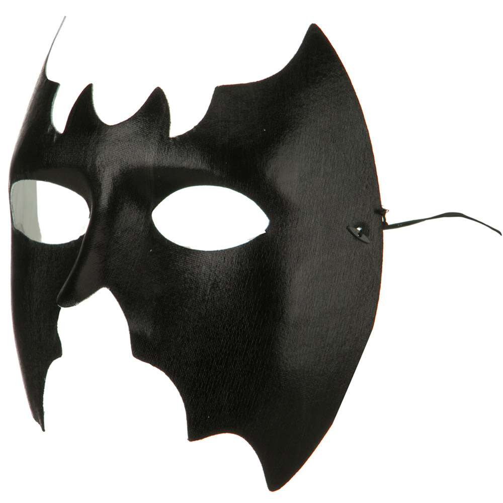 Bat Mask - Black - Hats and Caps Online Shop - Hip Head Gear
