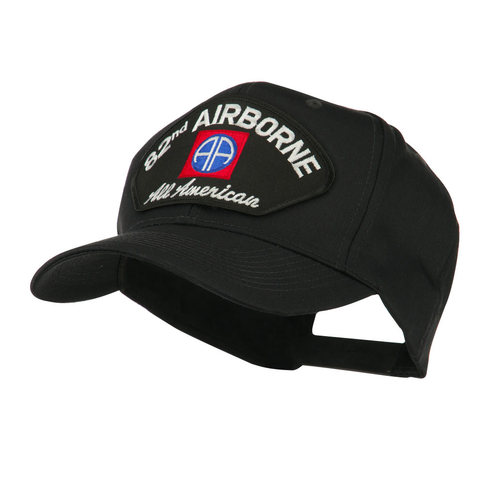 Air Bourne Military Large Patched Cap - 82nd Air - Hats and Caps Online Shop - Hip Head Gear