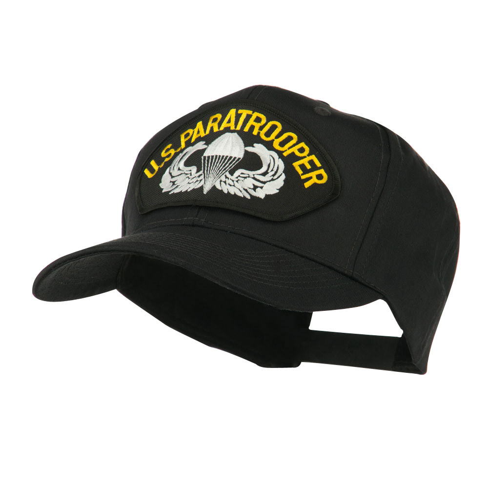 Air Bourne Military Large Patched Cap - US Paratrooper - Hats and Caps Online Shop - Hip Head Gear