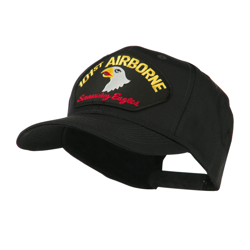 Air Bourne Military Large Patched Cap - 101st Air - Hats and Caps Online Shop - Hip Head Gear