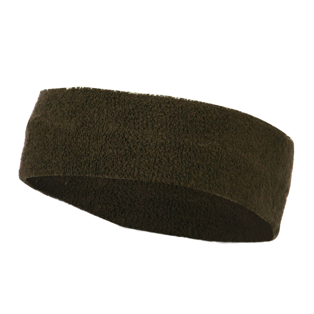 Big Size Cotton Sports Head Band - Brown - Hats and Caps Online Shop - Hip Head Gear