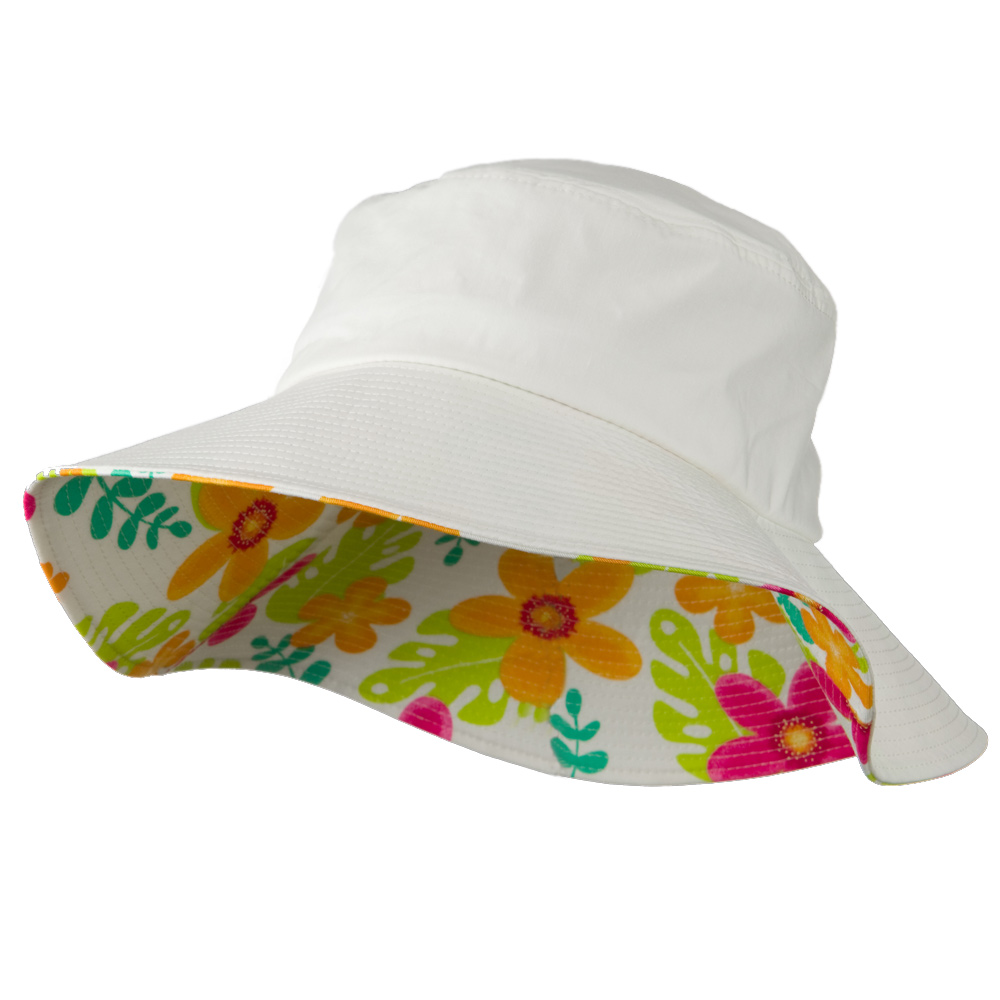 Big Size Ladies Wide Brim Hat - Putty - Hats and Caps Online Shop - Hip Head Gear