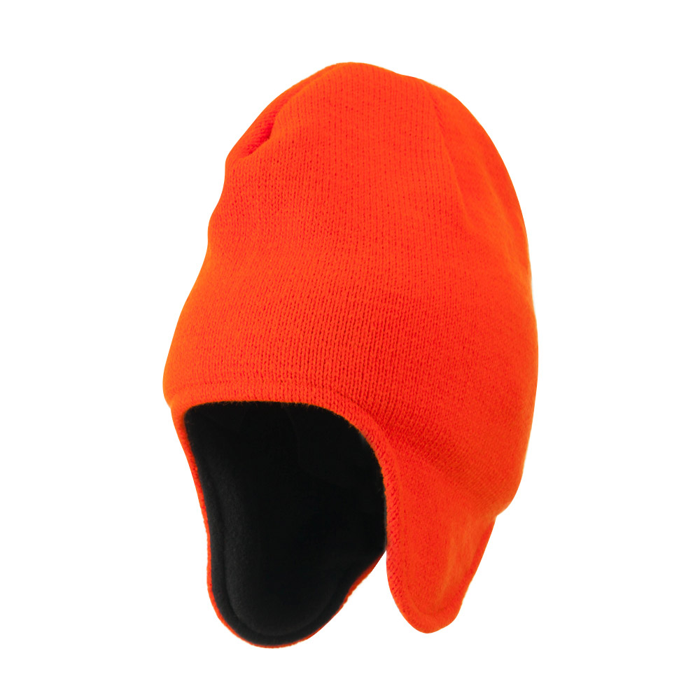 Blaze Ear Cover Beanie - Blaze - Hats and Caps Online Shop - Hip Head Gear