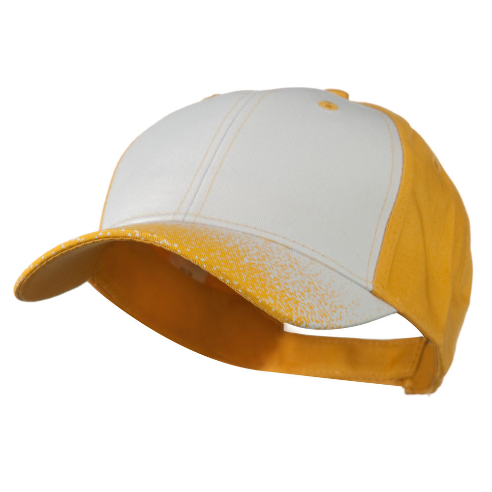 Blitz Cap - Gold White - Hats and Caps Online Shop - Hip Head Gear