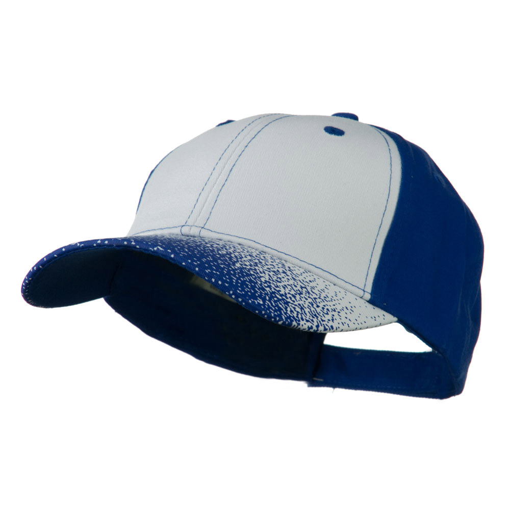 Blitz Cap - Royal White - Hats and Caps Online Shop - Hip Head Gear