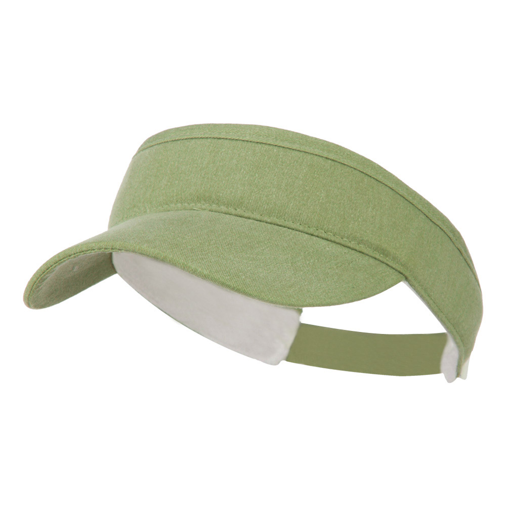 Cotton Breeze Visor - Khaki - Hats and Caps Online Shop - Hip Head Gear