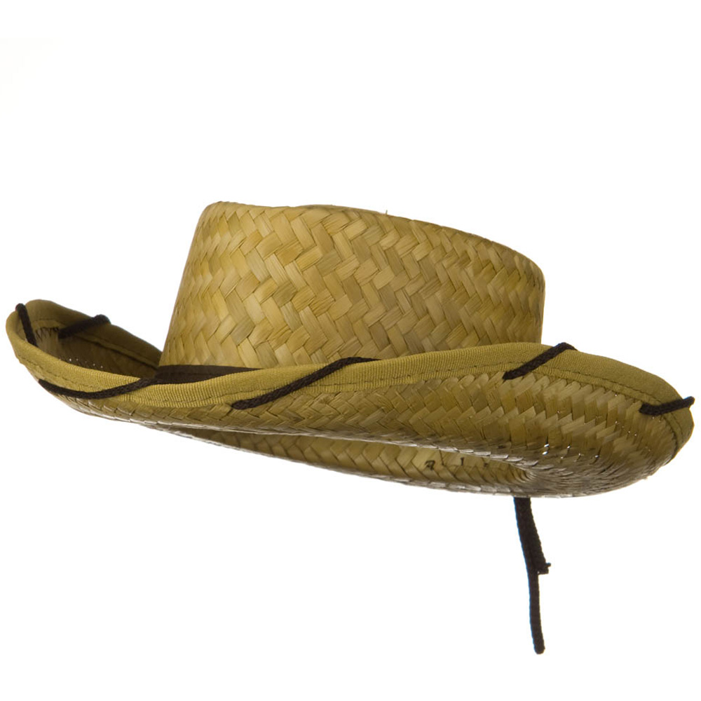 Stitched Child Cocoa Cowboy Hat - Natural - Hats and Caps Online Shop - Hip Head Gear