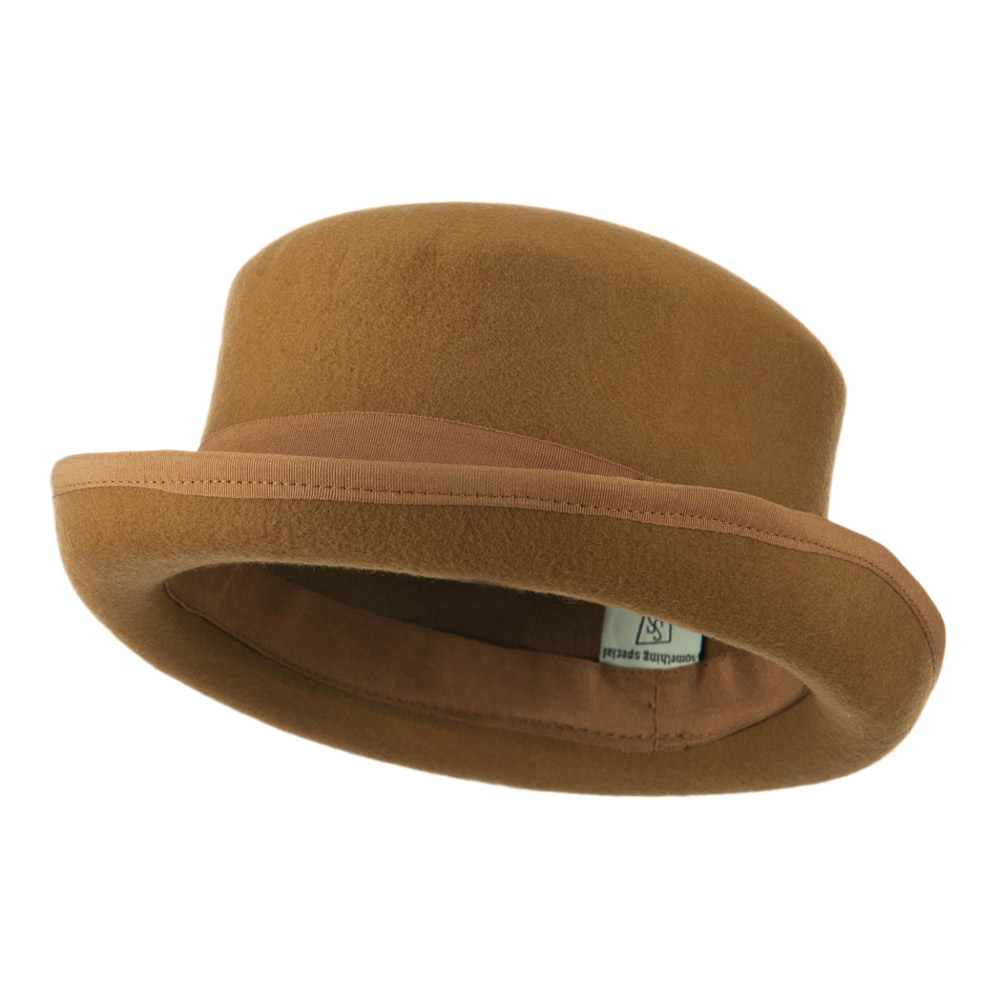 Coachman Top Hat - Taupe - Hats and Caps Online Shop - Hip Head Gear