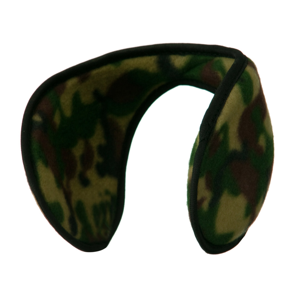 Camouflage Earmuff - Green - Hats and Caps Online Shop - Hip Head Gear