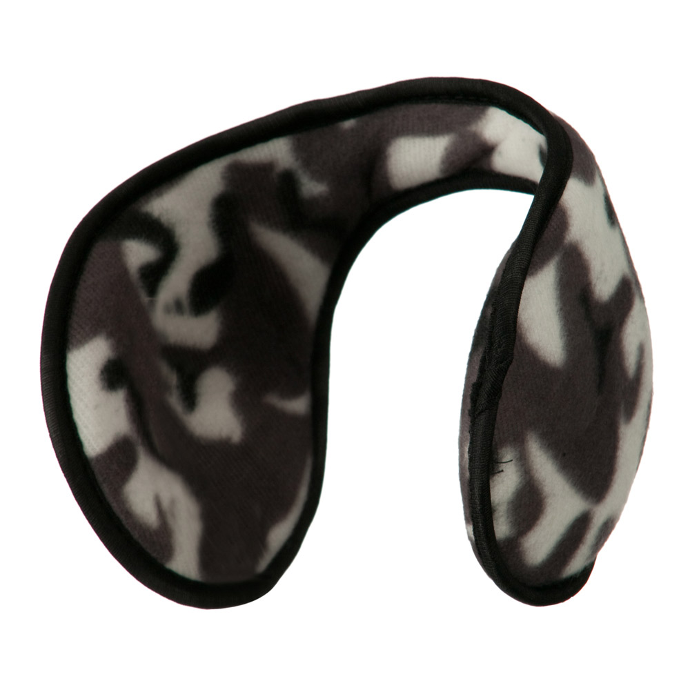 Camouflage Earmuff - City - Hats and Caps Online Shop - Hip Head Gear