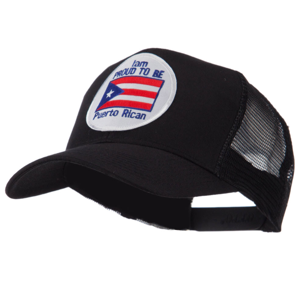 Combined Forces Military Patched Mesh Cap - Proud - Hats and Caps Online Shop - Hip Head Gear