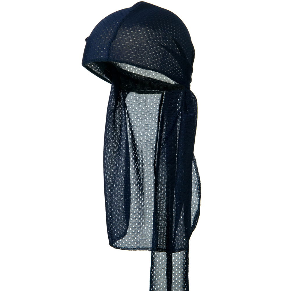 Cool Mesh Durag - Navy - Hats and Caps Online Shop - Hip Head Gear