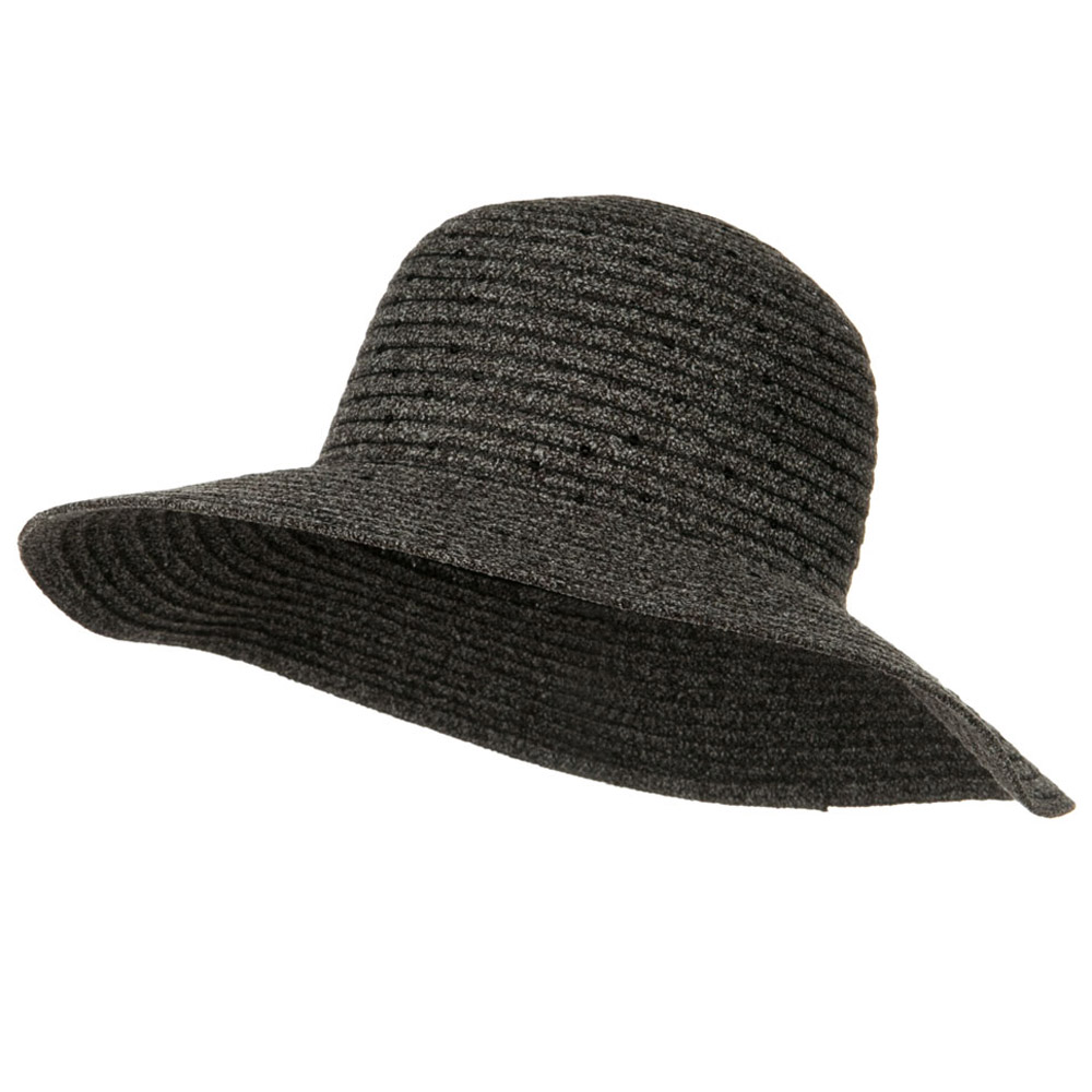 Chenille Hat with Sequins - Grey - Hats and Caps Online Shop - Hip Head Gear